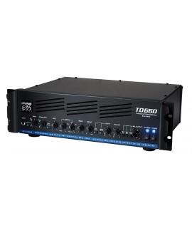 EBS TD660 basszusgitár erősítő fej