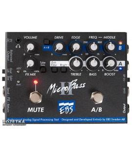 EBS-MB MicroBassII basszus előfok