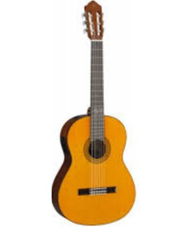 Yamaha CGX 102 Elektroklasszikus gitár