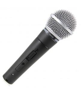 Shure SM58SE ének mikrofon