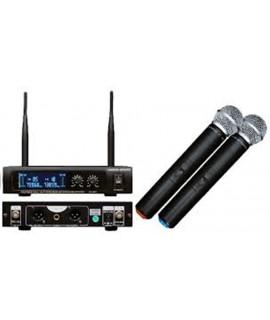 Voice Kraft LS-670 UHF vezeték nélküli mokrofon szett