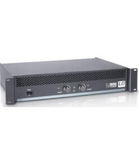 LD Systems DJ800 végerősítő