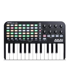 Akai APC Key 25 szoftver vezérlő