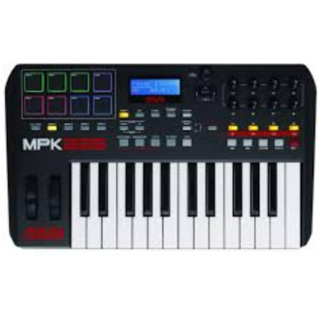 Akai MPK 225 USB/MIDI vezérlő