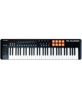 M-Audio Oxygen 61 IV USB/MIDI vezérlő