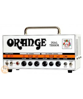 Orange Dual Terror  Gitárerősítő fej