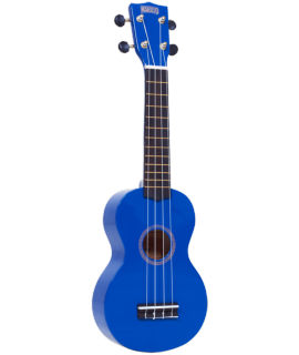 Mahalo MR1-Transparent Blue szoprán ukulele