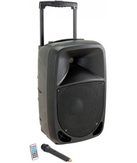 Soundsation® GO-SOUND 10AMW aktív hangfal