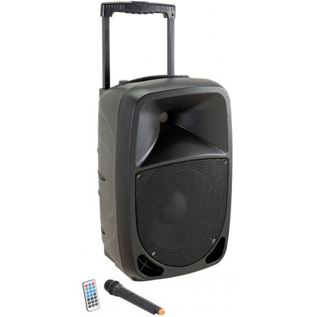 Soundsation® GO-SOUND 10AMW aktív hangfal