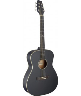 Stagg SA35 A-BK akusztikus gitár