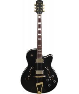 Stagg A300-BK elektromos-jazz gitár