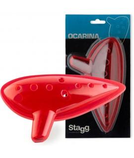 Stagg OCA-PL RD  okarina