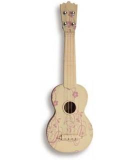 Pasadena WU-21F5(WH) ukulele