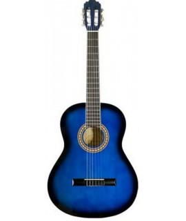 Pasadena CG161 3/4 Blue Burst klasszikus gitár