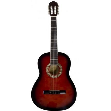 Pasadena CG161 3/4 Wine red klasszikus gitár