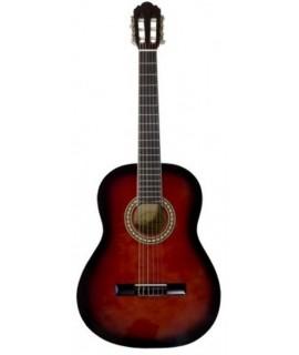 Pasadena CG161 1/2 Wine red klasszikus gitár