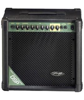 Stagg 20 GA DSP Elektromos gitár erősítő