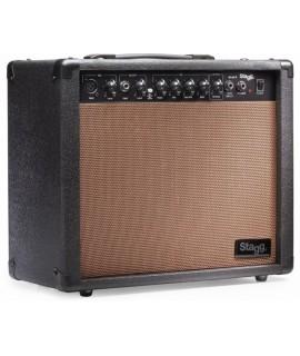Stagg 40 AA R Akusztikus gitárerősítő