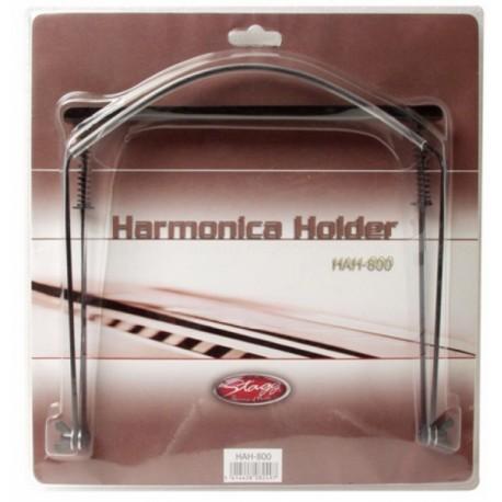 Stagg HAH-800 szájharmonika tartó