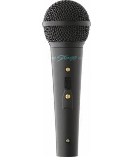 Stagg  MD-1500BK dinamikus mikrofon