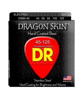 DR Strings DSB5-45 basszusgitár húrkészlet