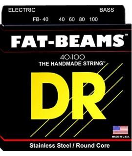 DR Strings FB-40 basszusgitár húrkészlet