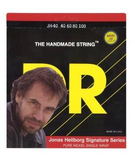 DR Strings JH-40 basszusgitár húrkészlet