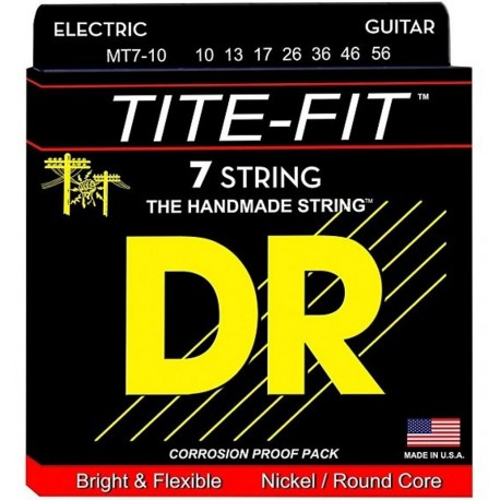DR Strings MT7-10 Elektromos húr