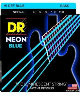 DR Strings NBB5-40 basszusgitár húrkészlet