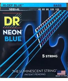 DR Strings NBB5-45 basszusgitár húrkészlet