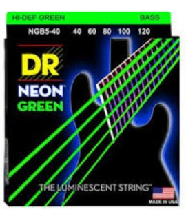 DR Strings NGB5-40 Basszus húr