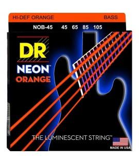 DR Strings NOB-45 Basszusgitár húrkészlet
