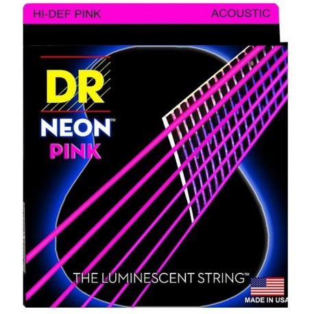 DR Strings NPA-12 akusztikusgitár húrkészlet