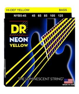 DR Strings NYB5-45 Basszusgitár húrkészlet