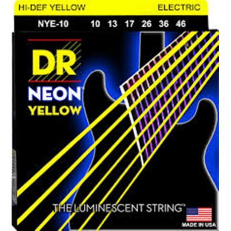 DR NYE-10 Elektromosgitár húrkészlet