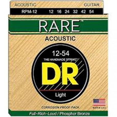 DR Strings RPM-12akusztikus gitár húrkészlet