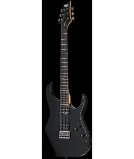 SGR by Schecter Banshee-6 BLK Elektromos gitár