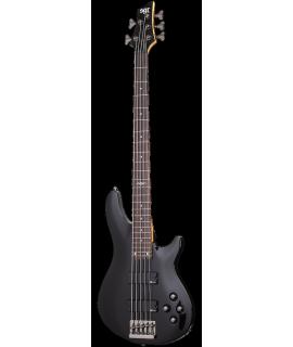 SGR by Schecter C-5 BLK  basszusgitár
