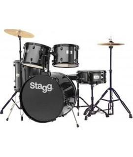 STAGG TIM122B BK dobfelszerelés