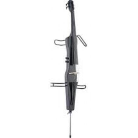 STAGG ECL 4/4 BK elektromos cselló