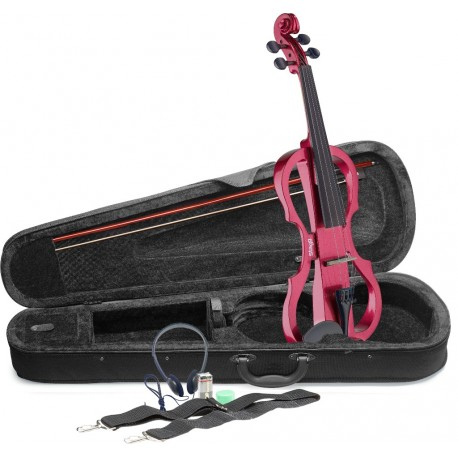 STAGG EVN X-4/4 MRD elektromos hegedű