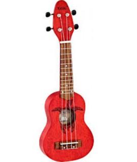 Keiki K1-RD szoprán ukulele