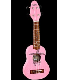 Keiki K1-PNK szoprán ukulele