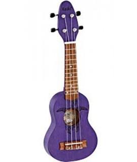Keiki K1-PUR szoprán ukulele