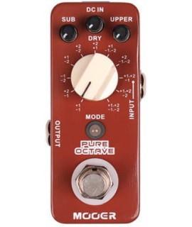MOOER Pure Octave gitáreffekt