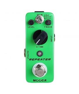 MOOER Repeater Delay / Reverb gitáreffekt