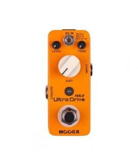 Mooer Ultra Drive MKII gitáreffekt