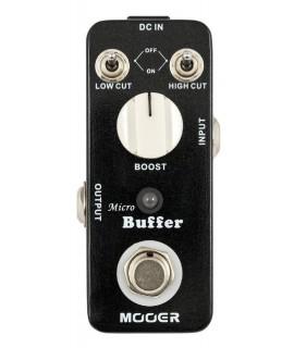Mooer Micro Buffer gitáreffekt