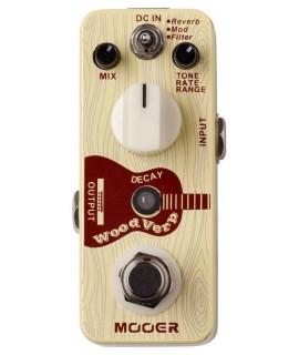 Mooer WoodVerb akusztikusgitár effekt