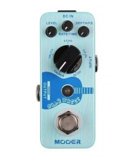 Mooer Baby Water akusztikusgitár effekt
